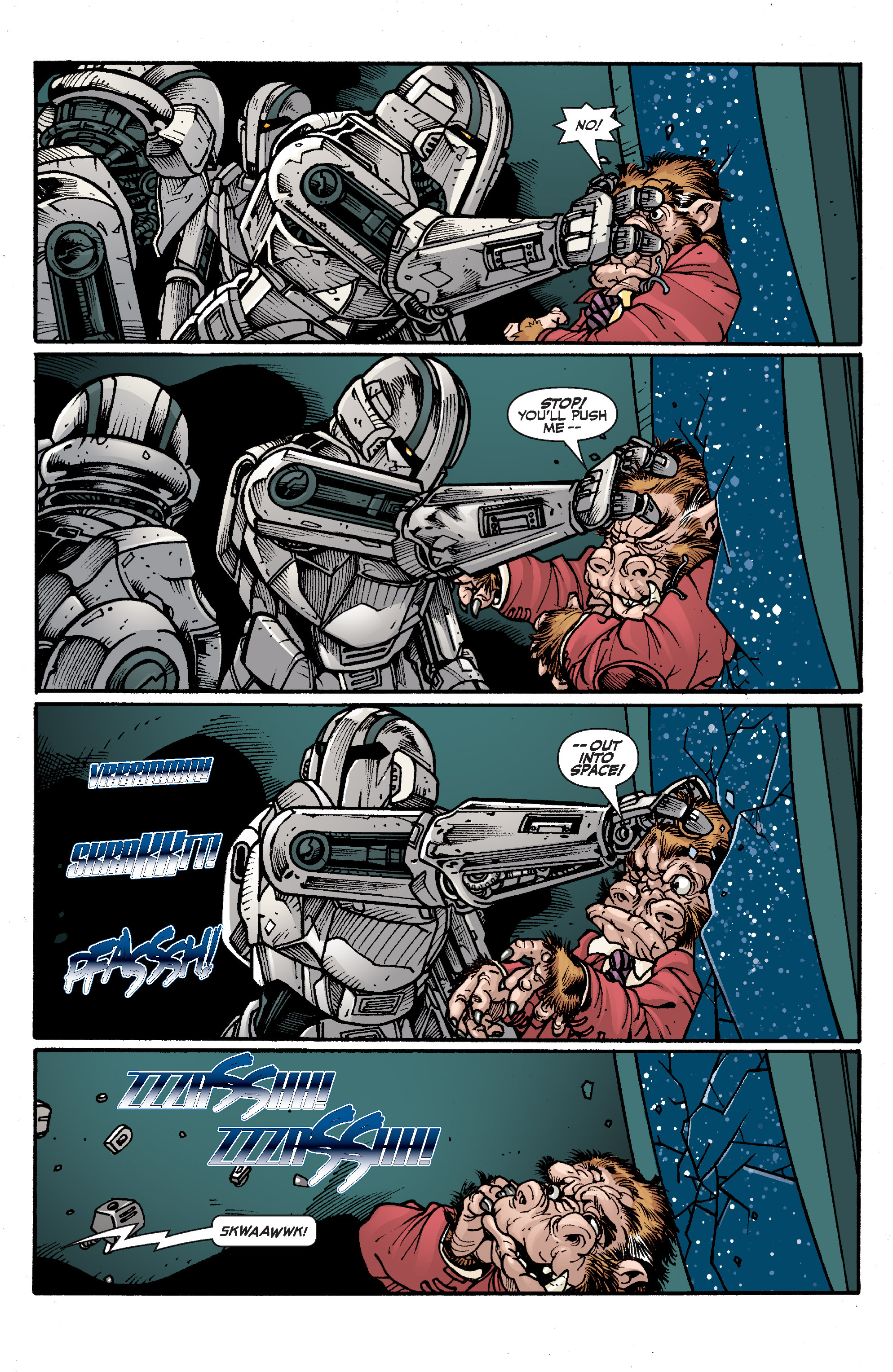 Read online Star Wars Omnibus comic -  Issue # Vol. 32 - 416