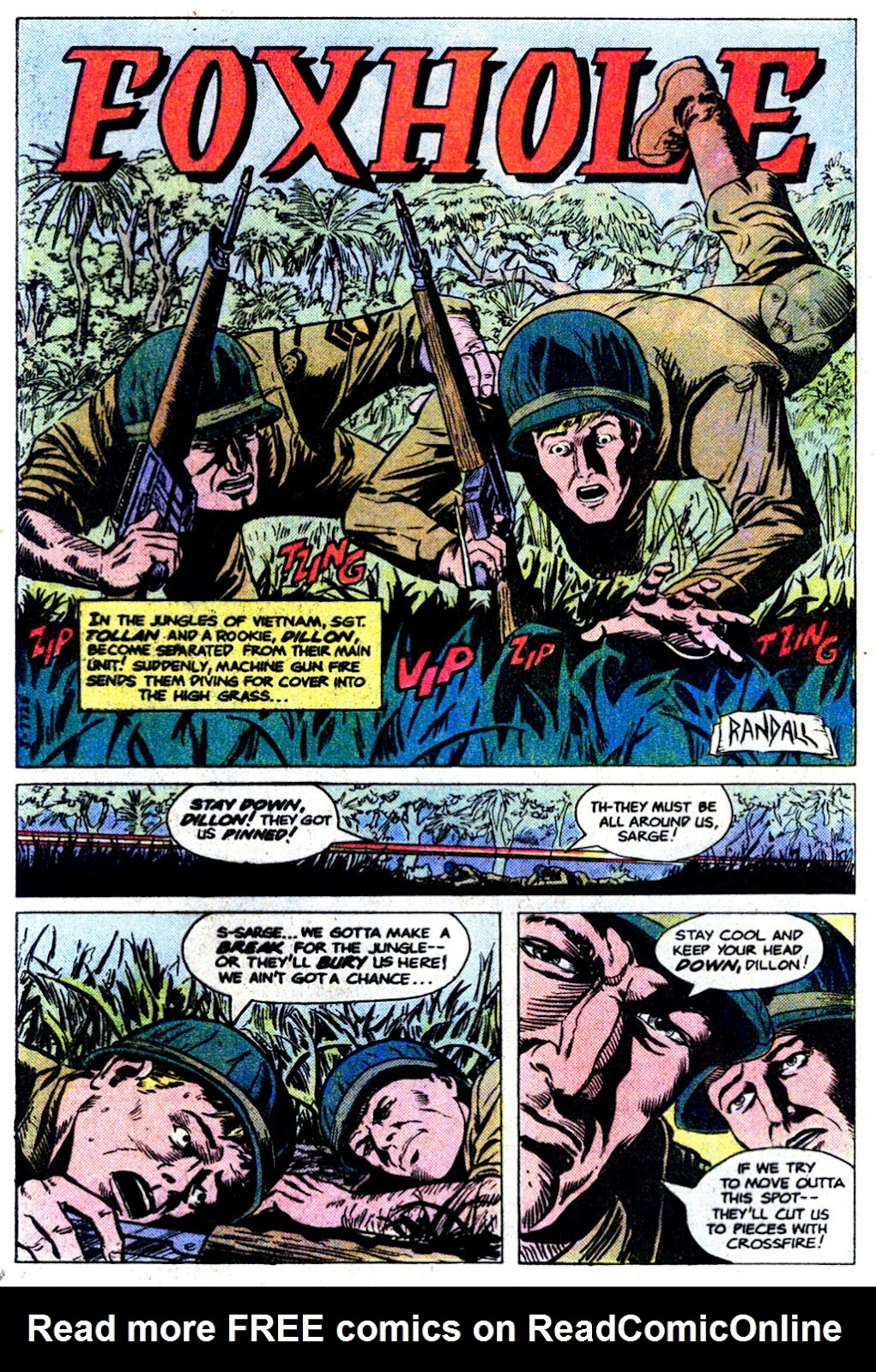 Sgt. Rock issue 360 - Page 19