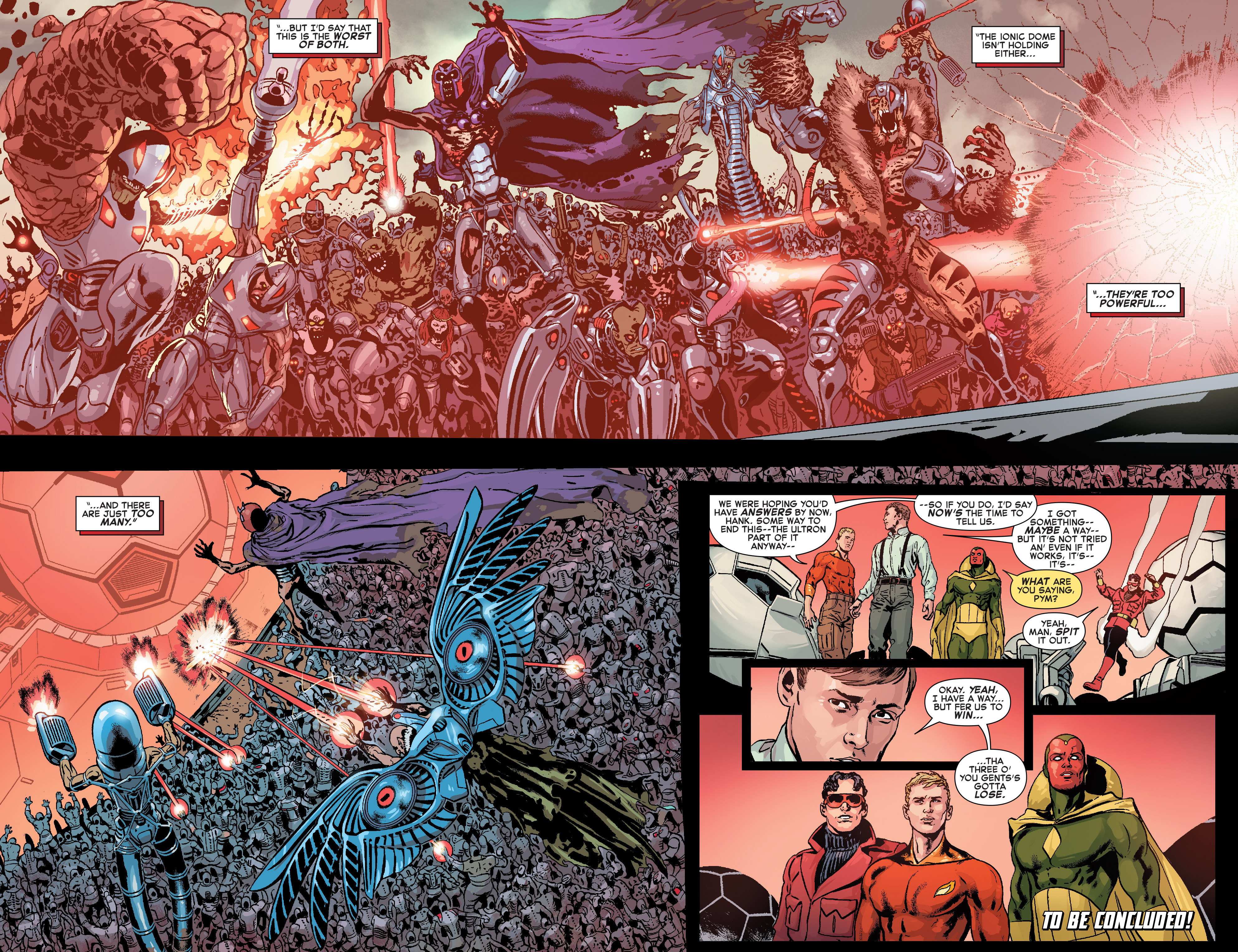 Read online Age of Ultron Vs. Marvel Zombies comic -  Issue #3 - 21