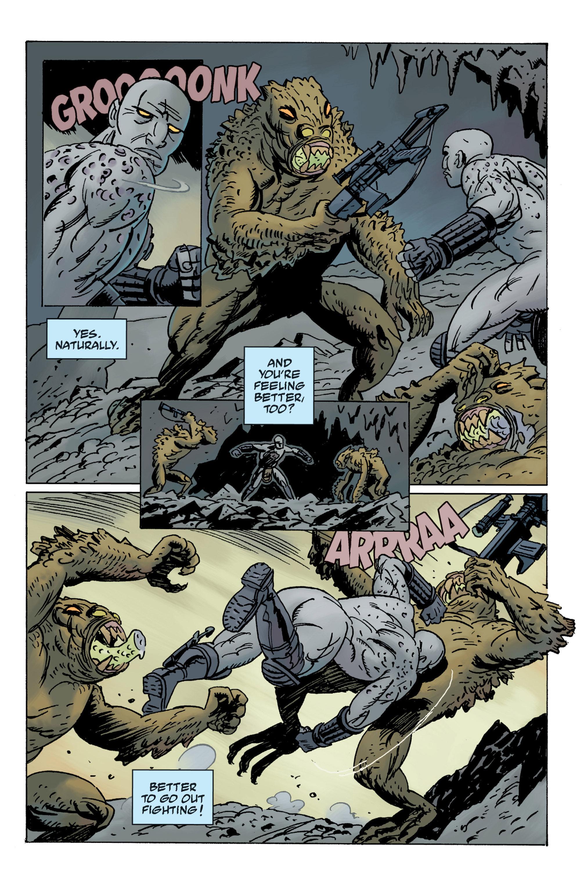 Read online B.P.R.D. (2003) comic -  Issue # TPB 12 - 24