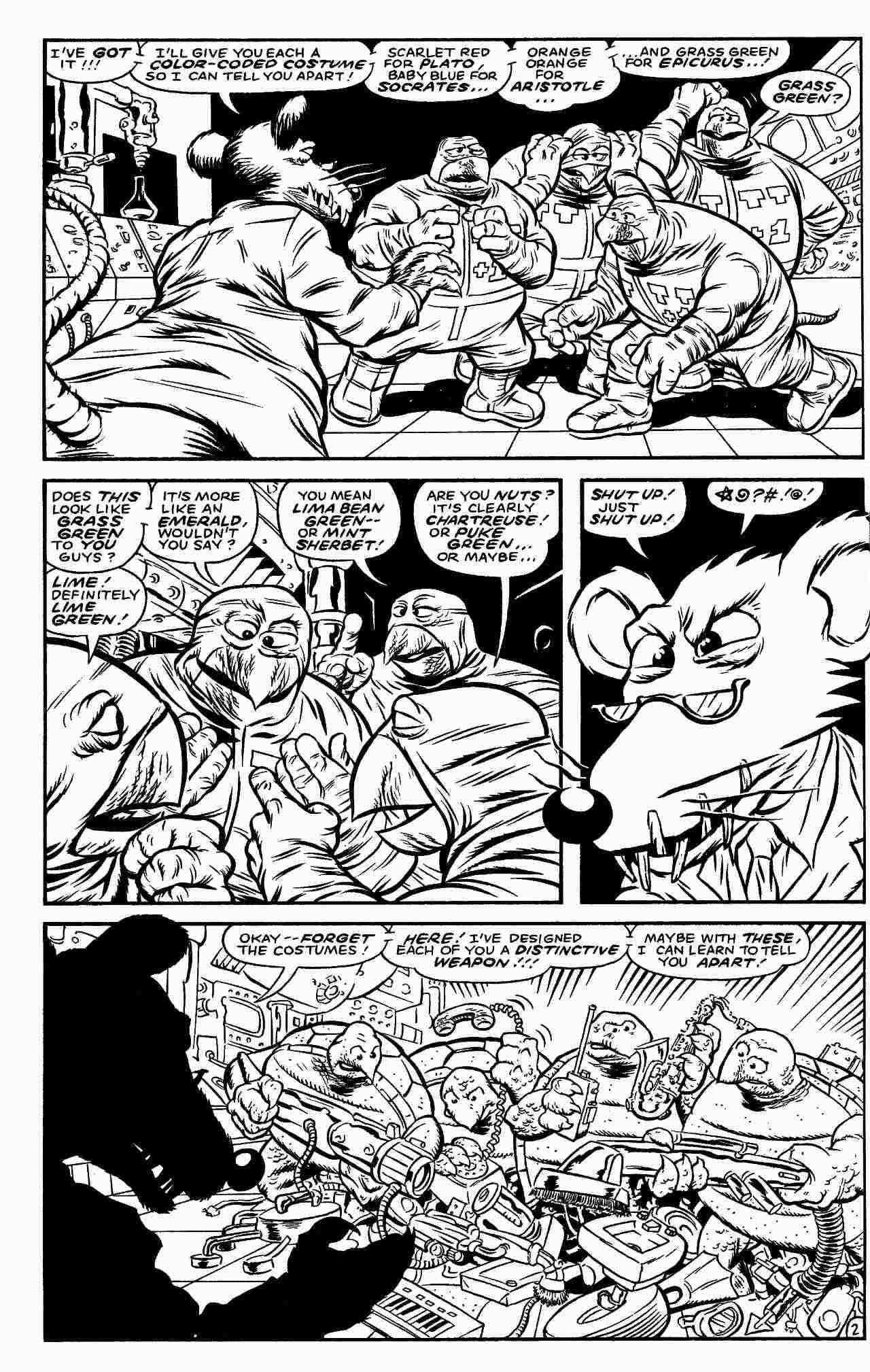 Read online Shell Shock comic -  Issue # Full - 52