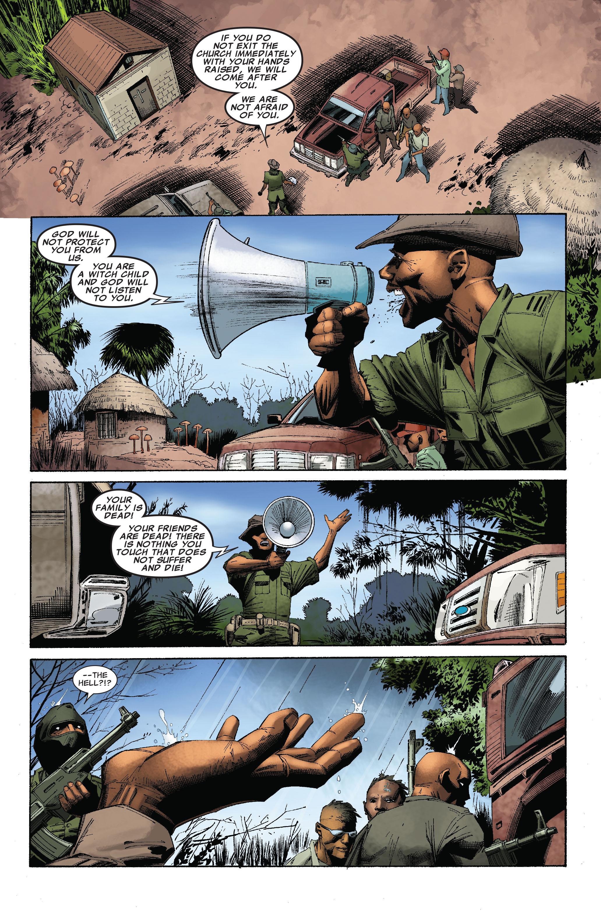Read online Uncanny X-Men (1963) comic -  Issue #528 - 4