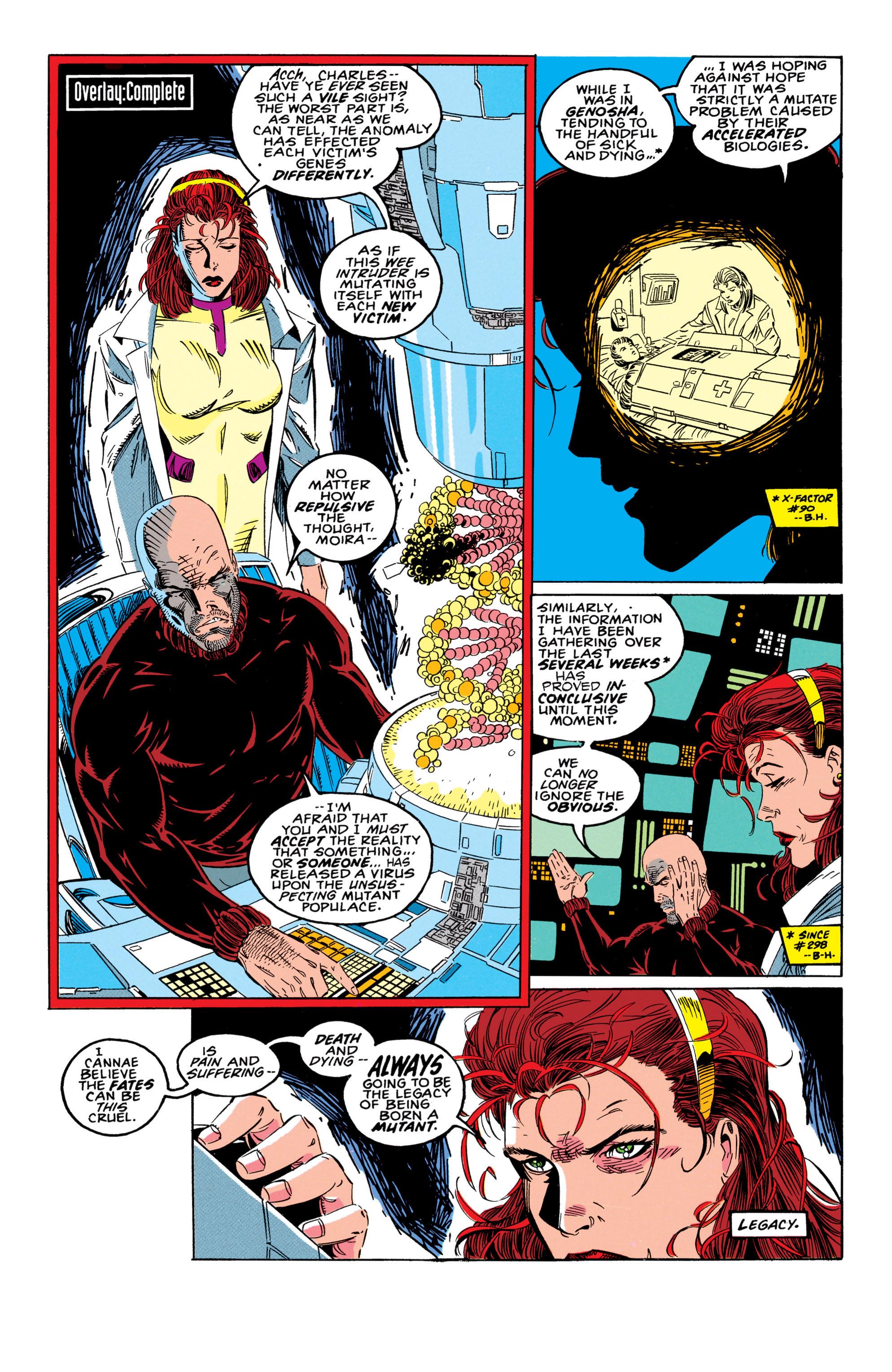 Read online Uncanny X-Men (1963) comic -  Issue #300 - 50