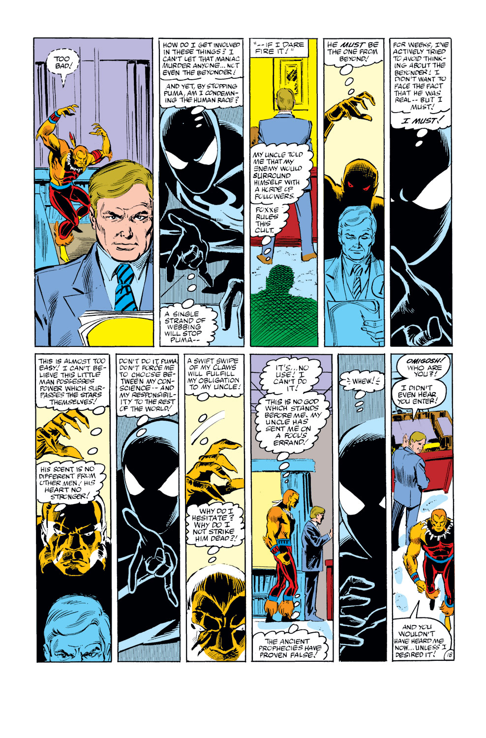 The Amazing Spider-Man (1963) 273 Page 18