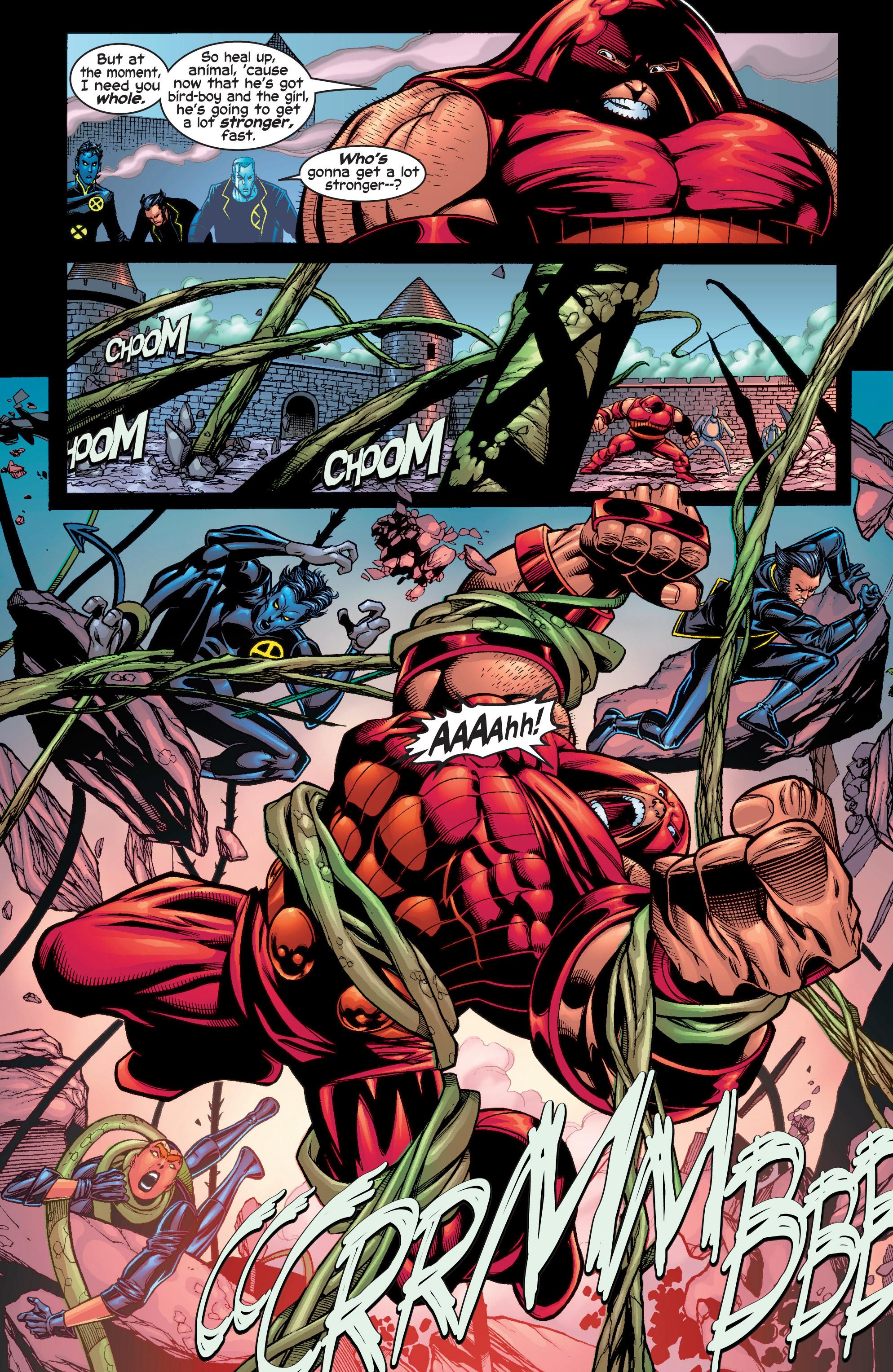 Read online Uncanny X-Men (1963) comic -  Issue #411 - 10