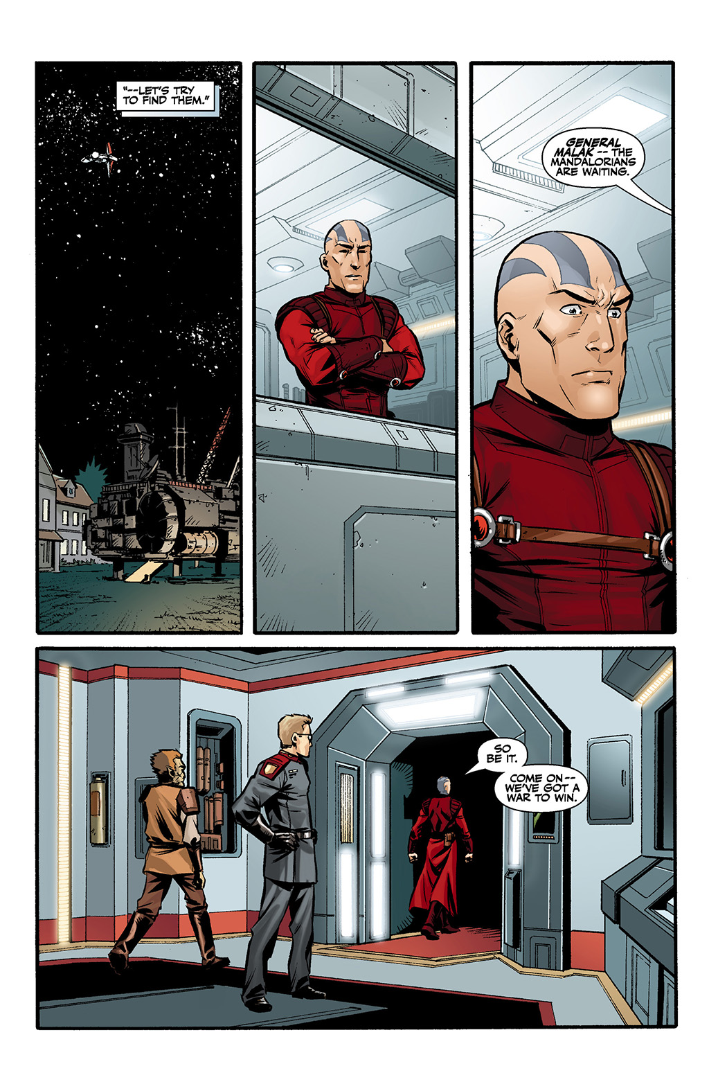 Star Wars: Knights Of The Old Republic issue 42 - Page 24