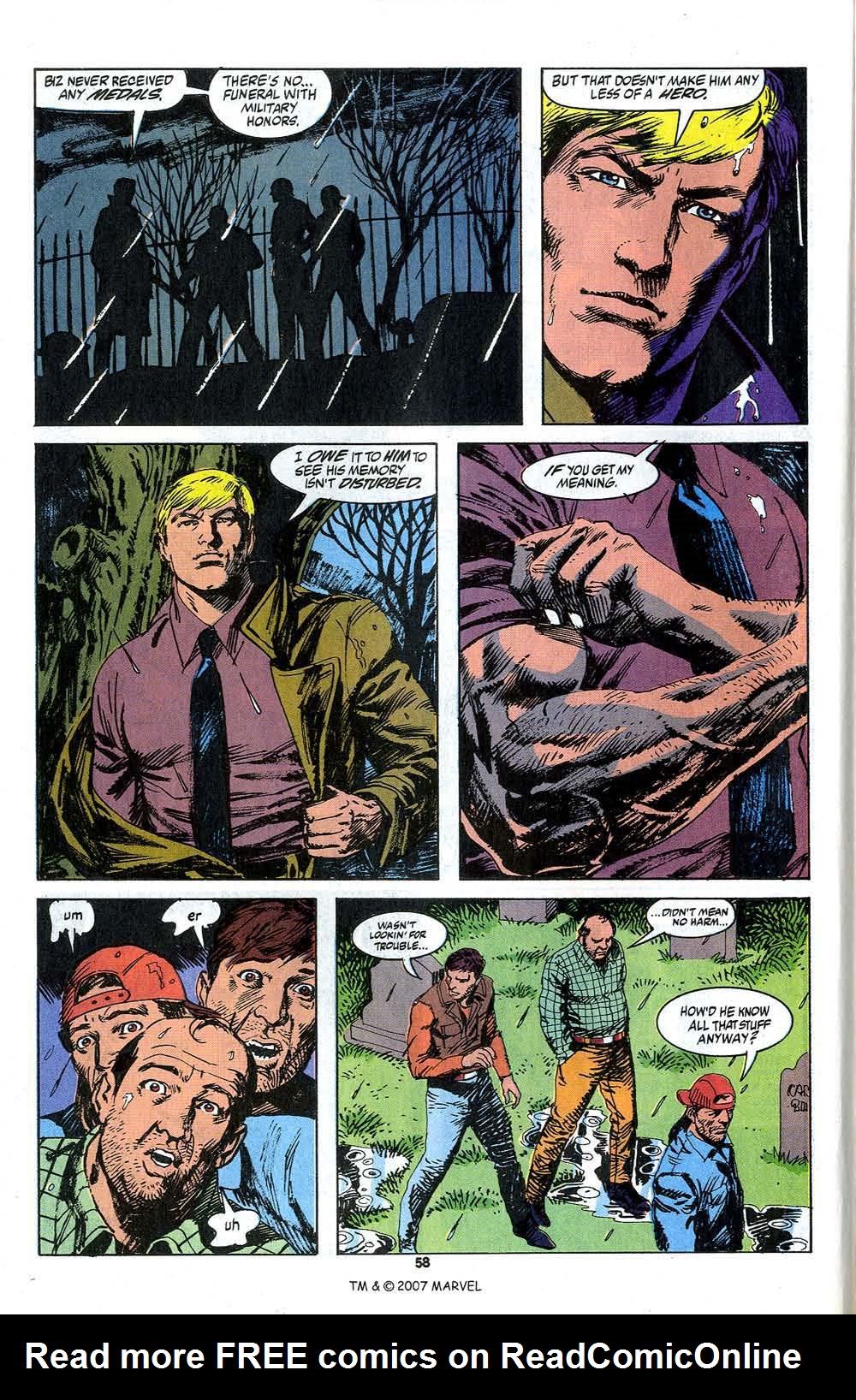 Read online Captain America (1968) comic -  Issue # _Annual 13 - 60