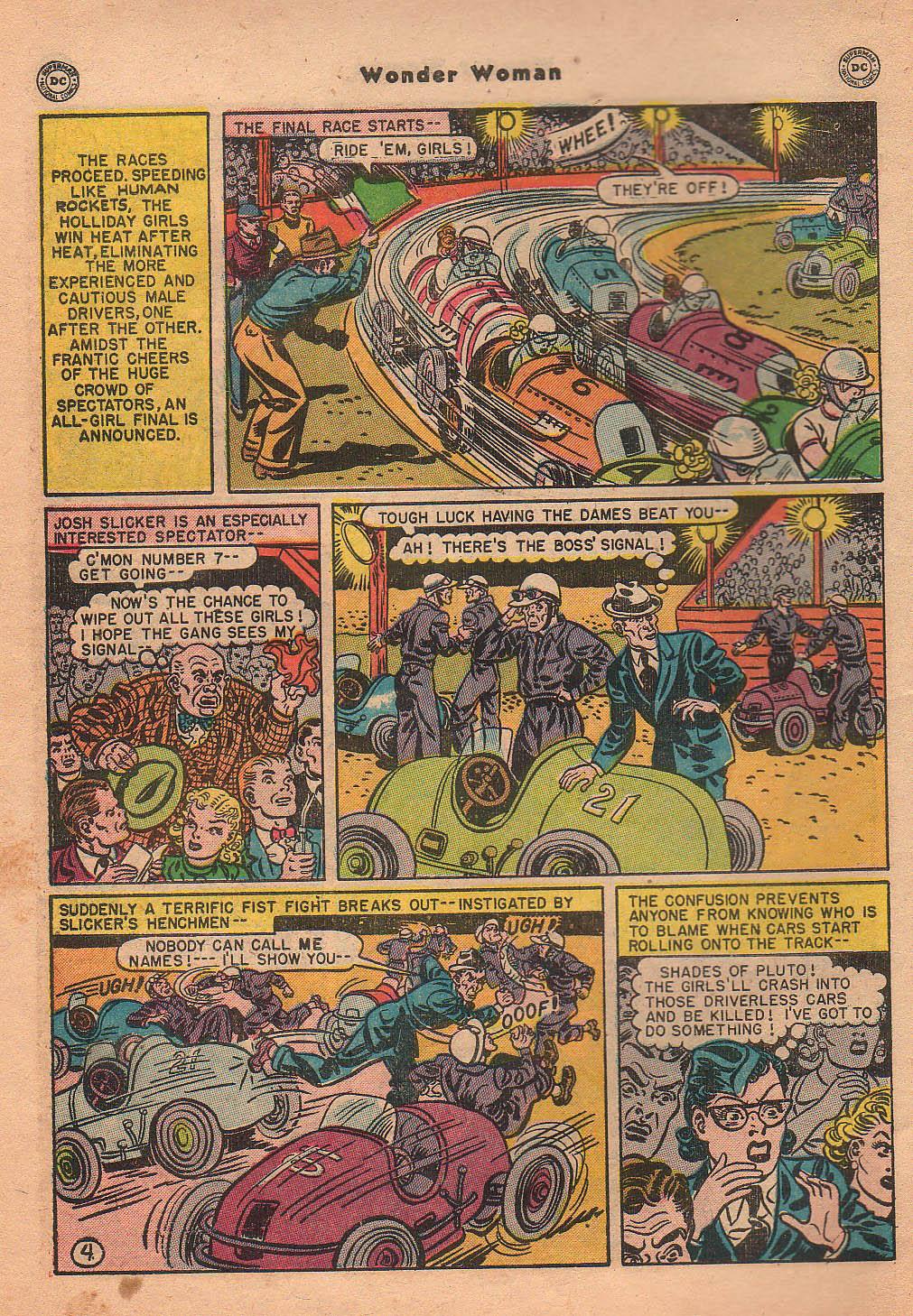 Read online Wonder Woman (1942) comic -  Issue #42 - 7