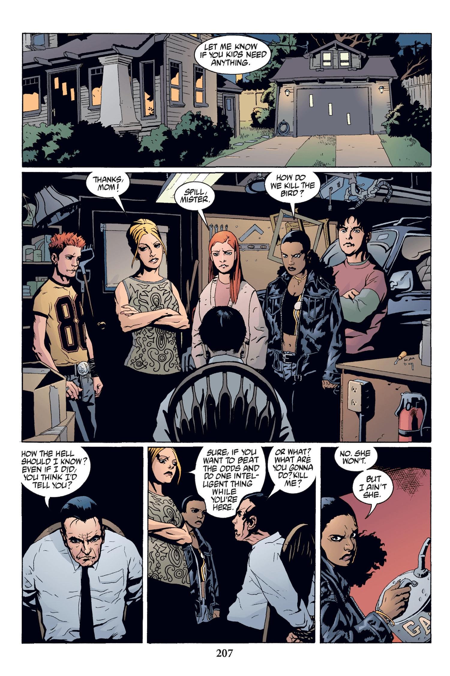 Read online Buffy the Vampire Slayer: Omnibus comic -  Issue # TPB 2 - 201