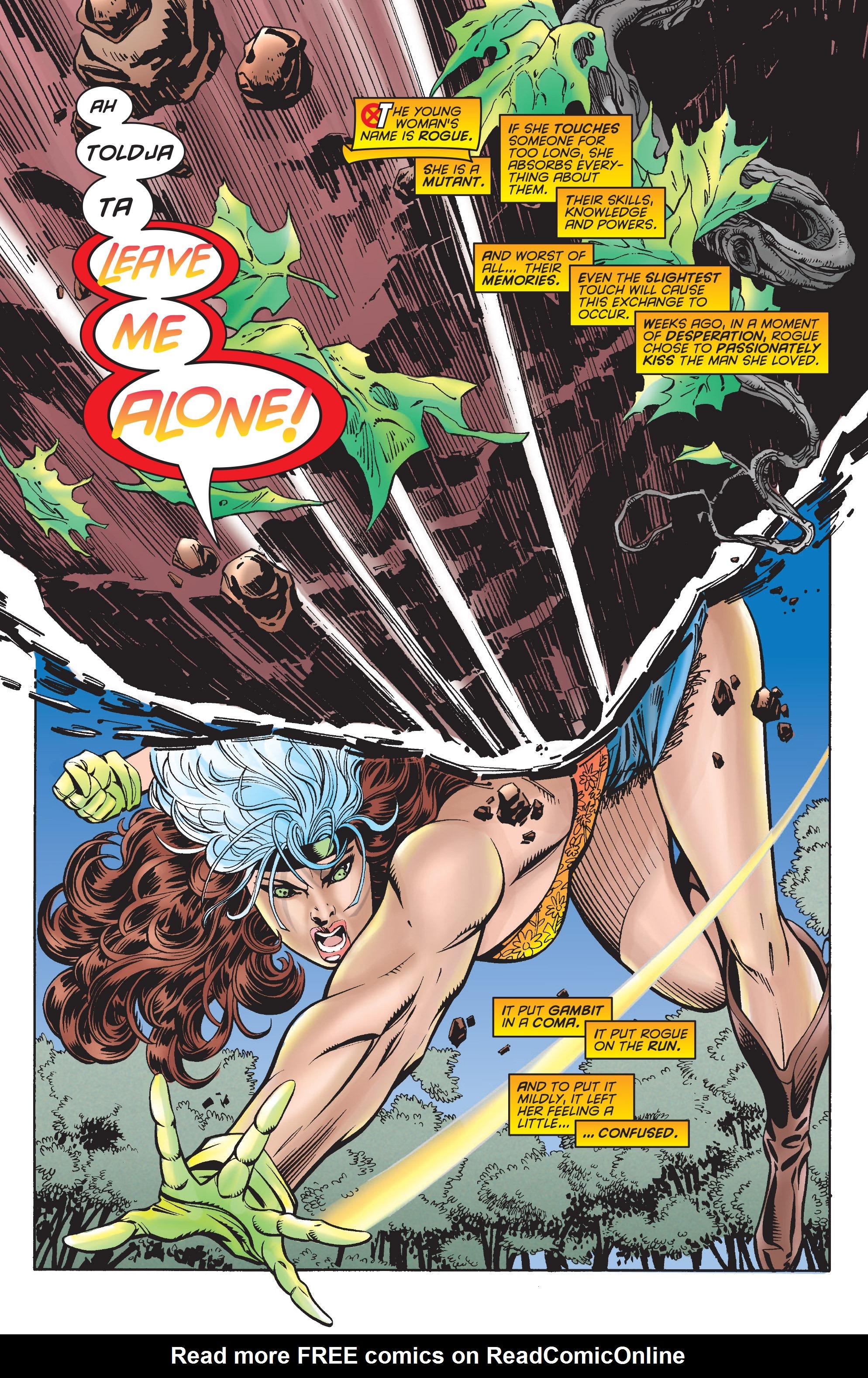 X-Men (1991) 45 Page 4