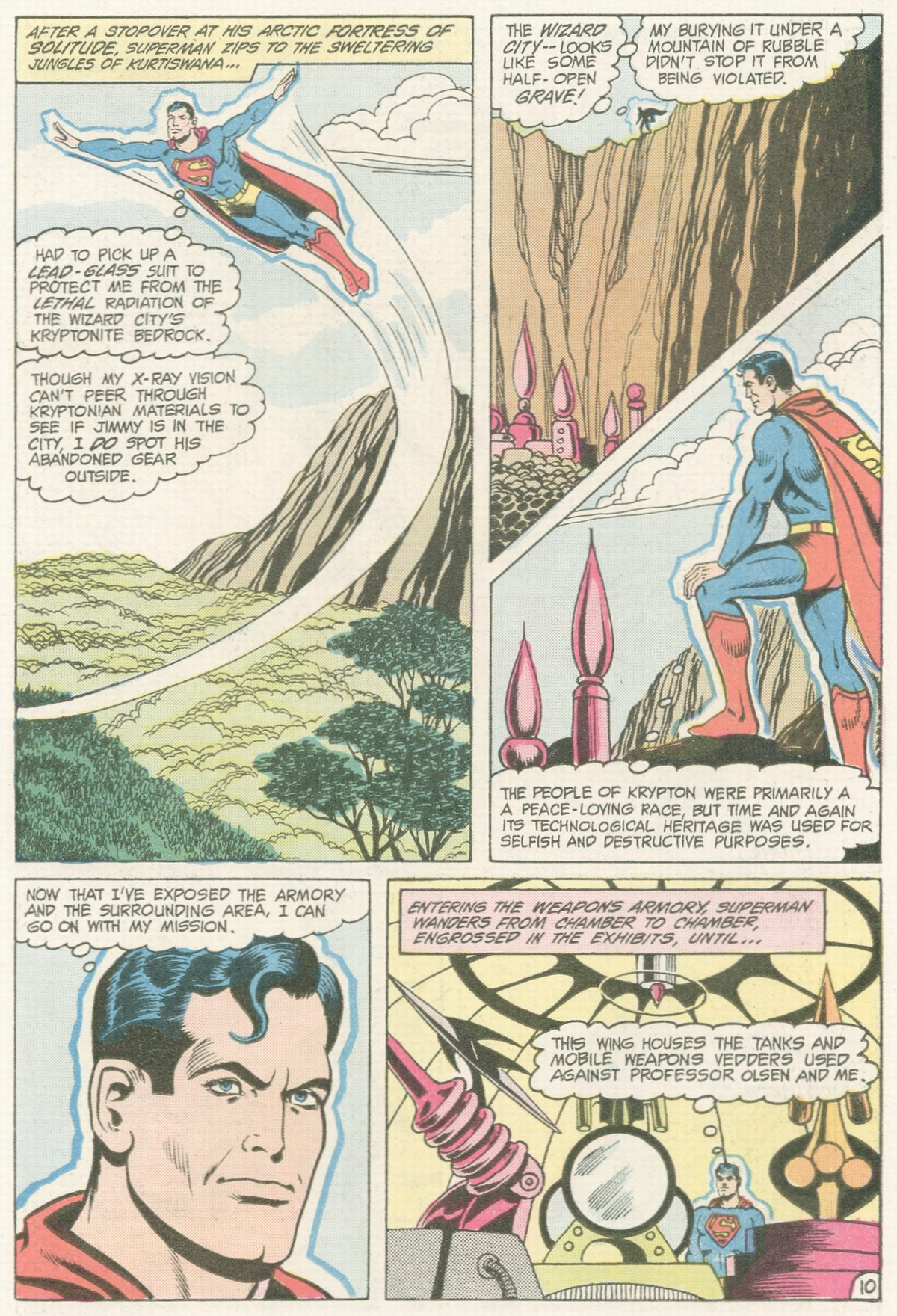 Read online Action Comics (1938) comic -  Issue #565 - 12