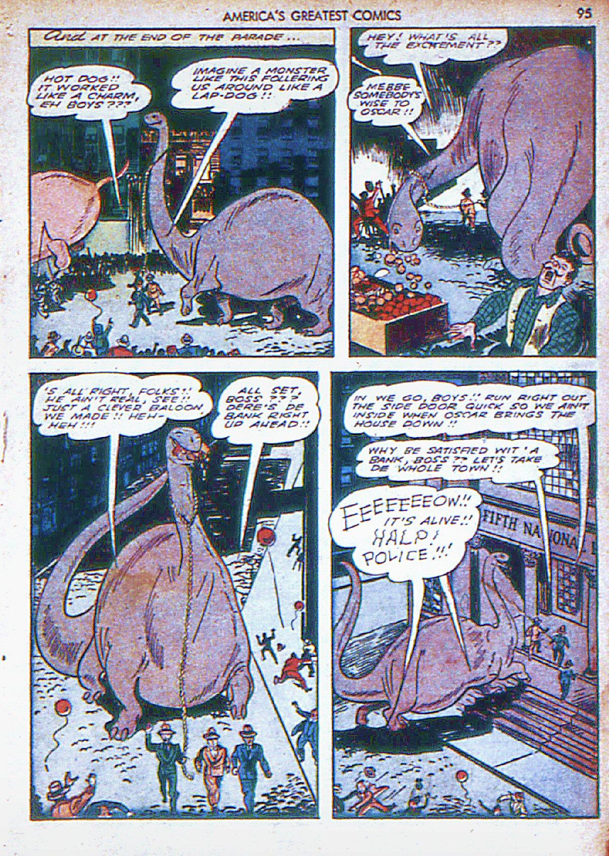 Read online America's Greatest Comics comic -  Issue #6 - 96