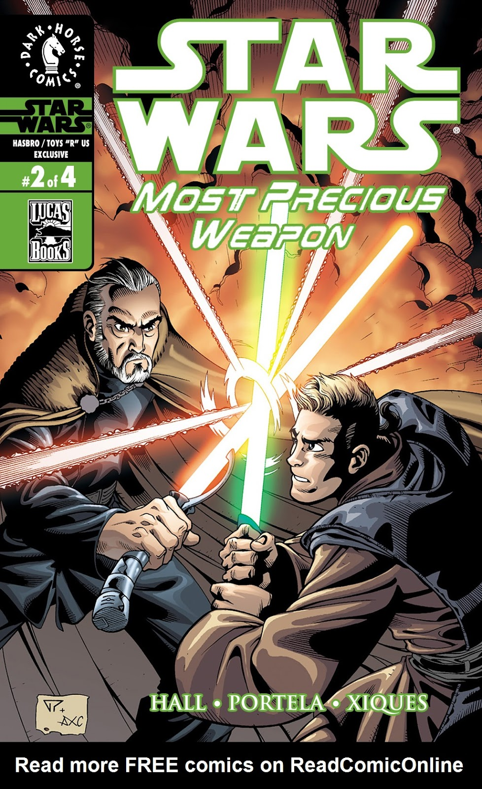 Star Wars: Hasbro/Toys R Us Exclusive 2 Page 1