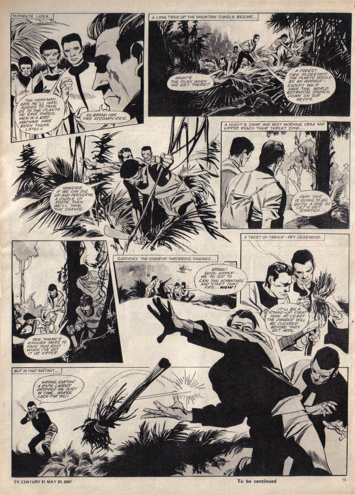 Read online TV Century 21 (TV 21) comic -  Issue #122 - 14