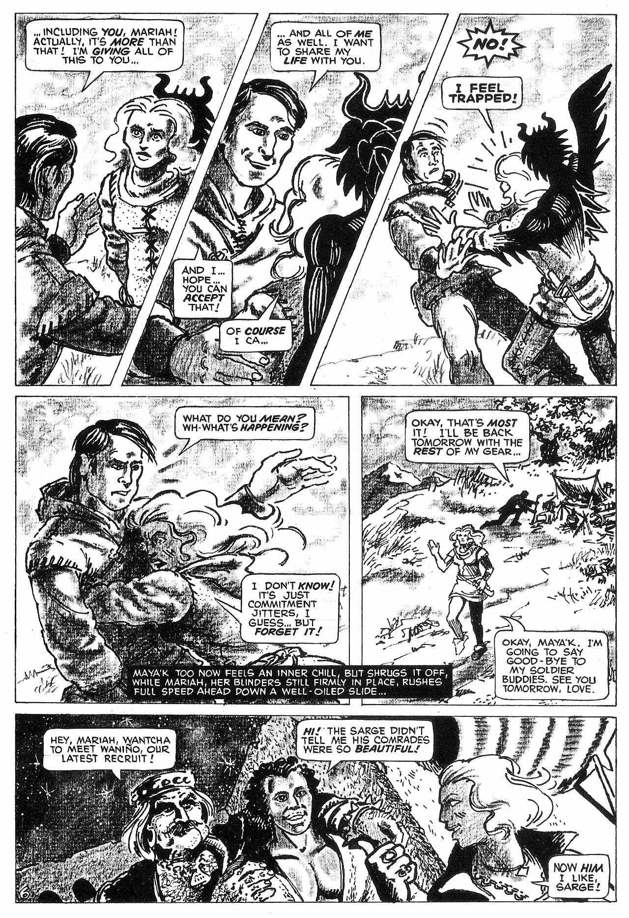 Read online Star*Reach comic -  Issue #10 - 33