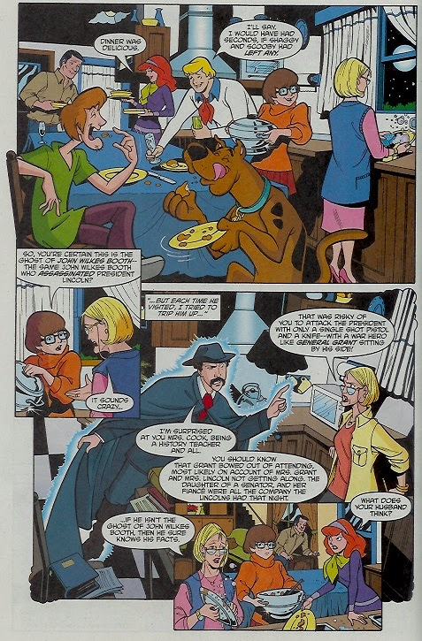 Read online Scooby-Doo (1997) comic -  Issue #129 - 6