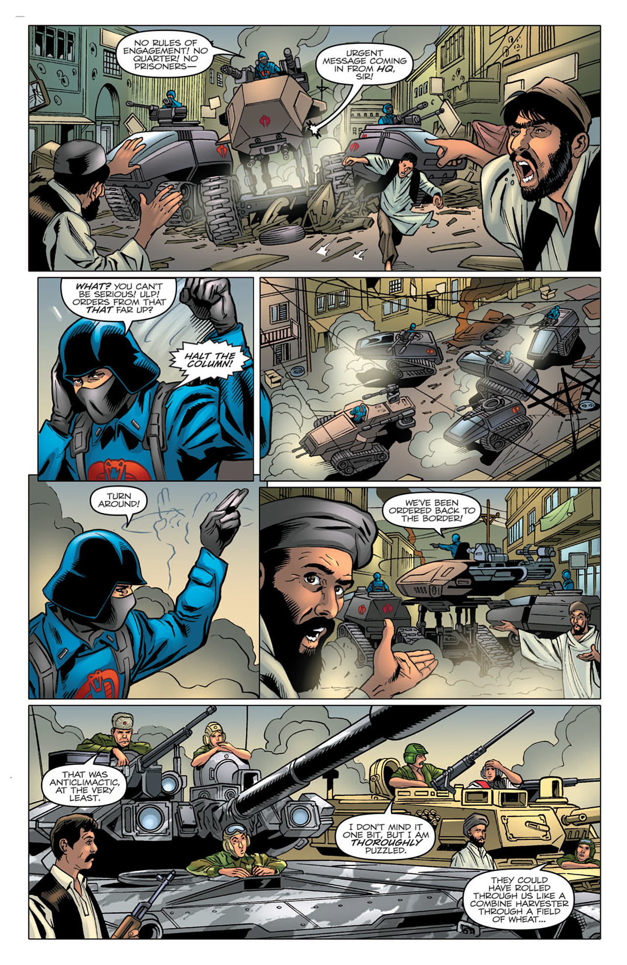 G.I. Joe: A Real American Hero 174 Page 24