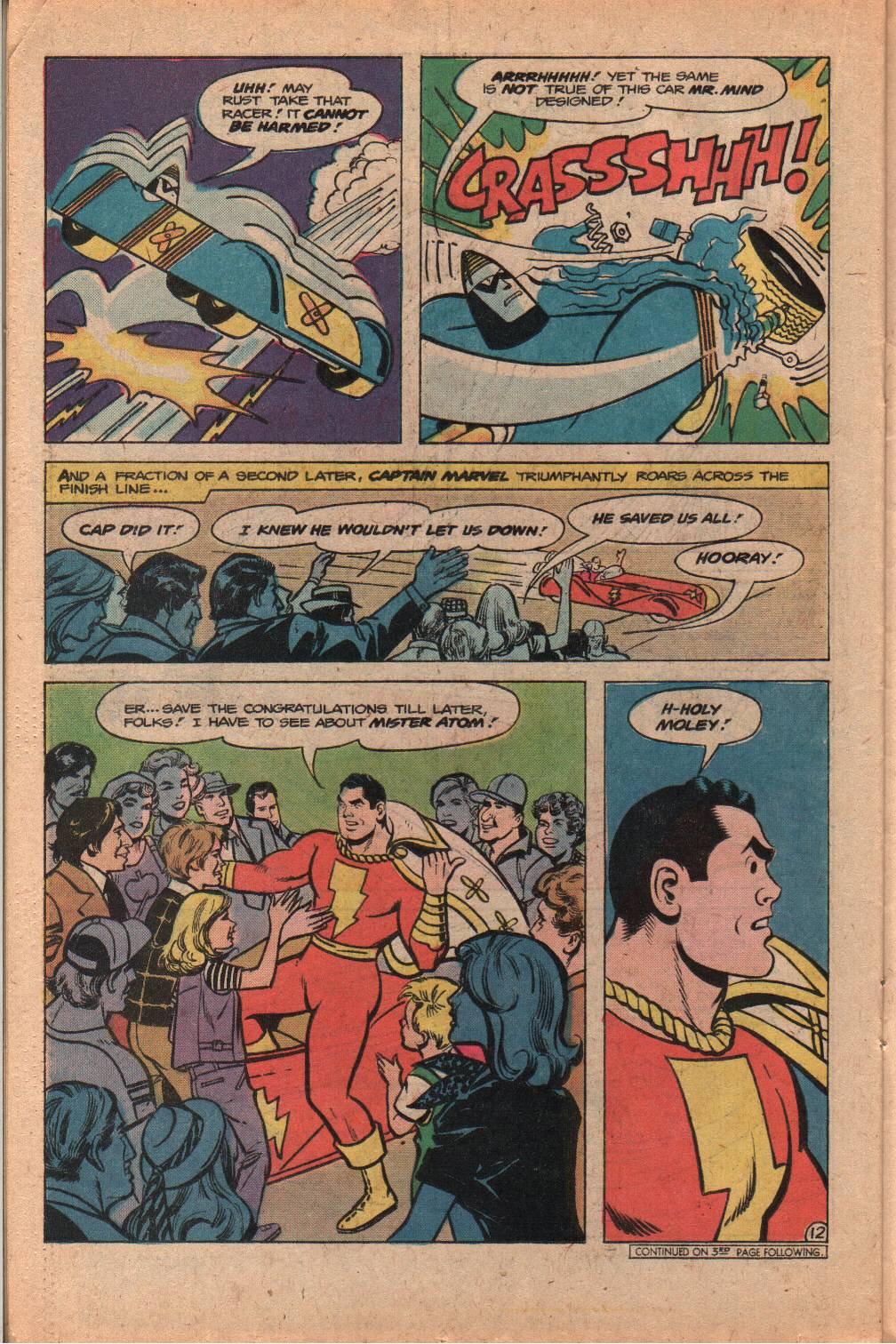 Read online Shazam! (1973) comic -  Issue #33 - 22