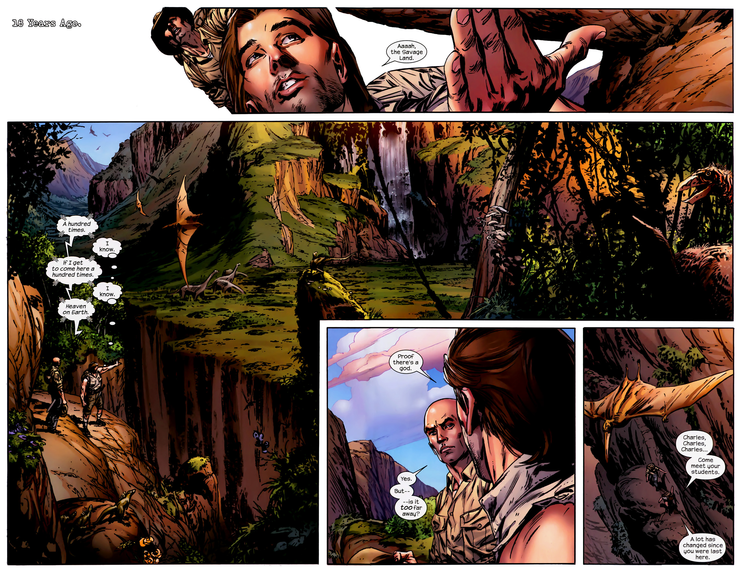 Read online Ultimate Origins comic -  Issue #3 - 15