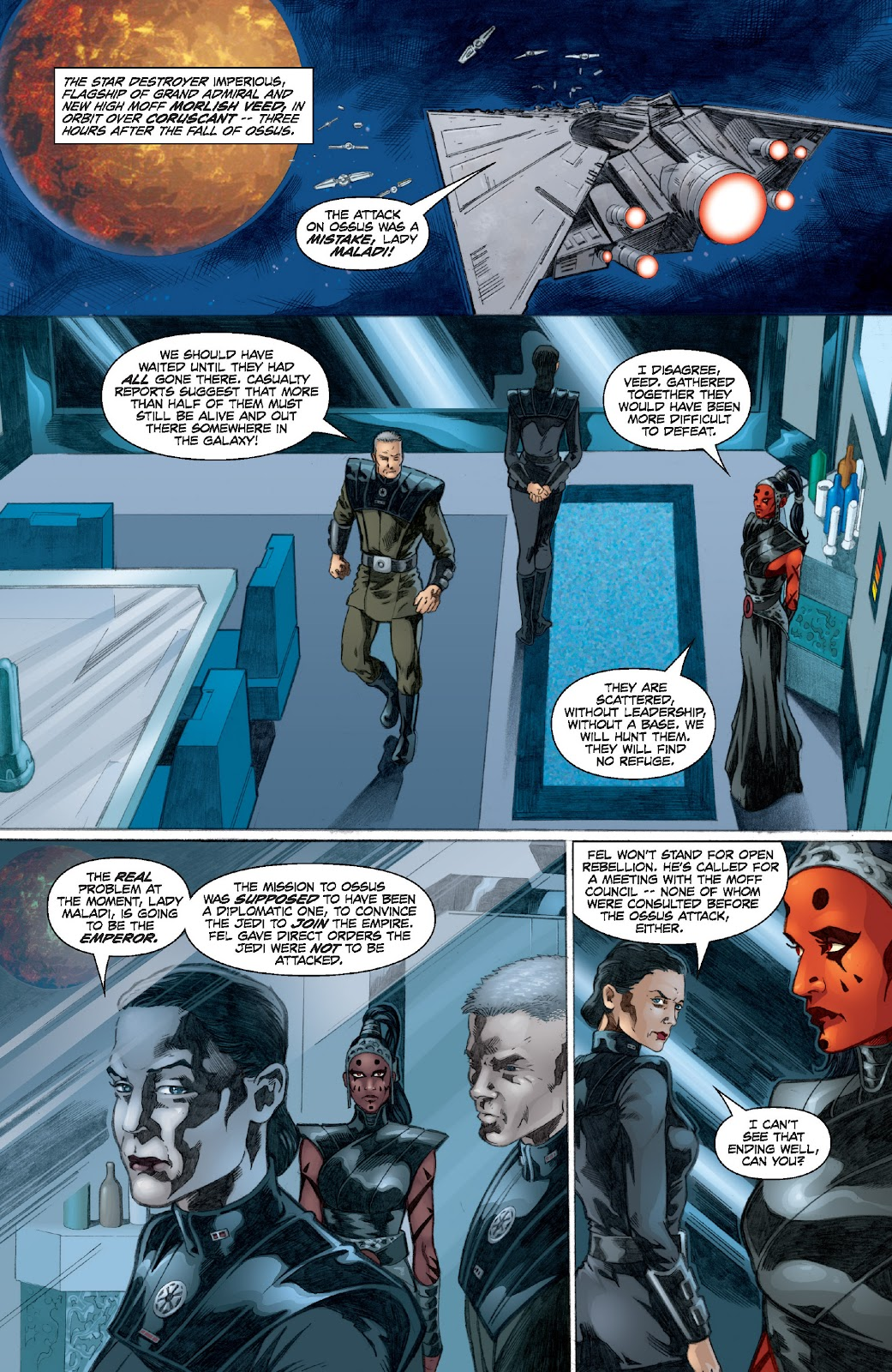 Read online Star Wars Legends: Legacy - Epic Collection comic -  Issue # TPB 1 (Part 2) - 58