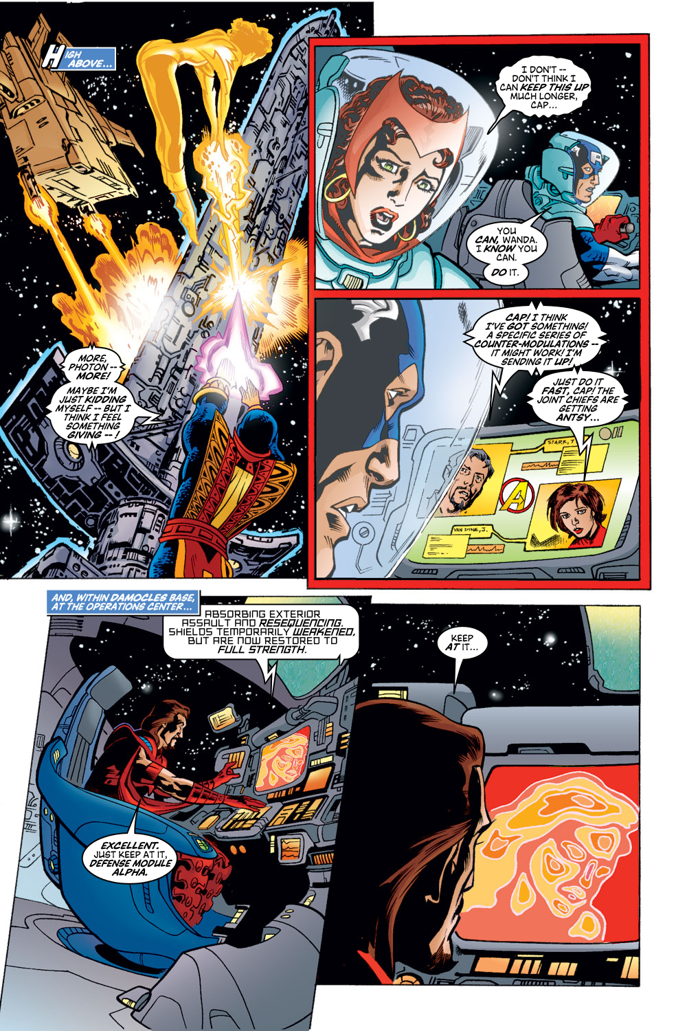 Read online Avengers (1998) comic -  Issue #48 - 11