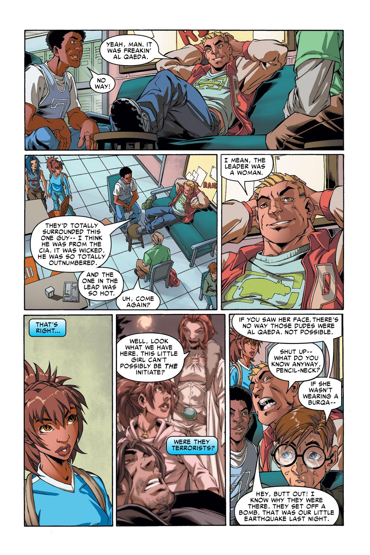 Read online Amazing Fantasy (2004) comic -  Issue #2 - 9