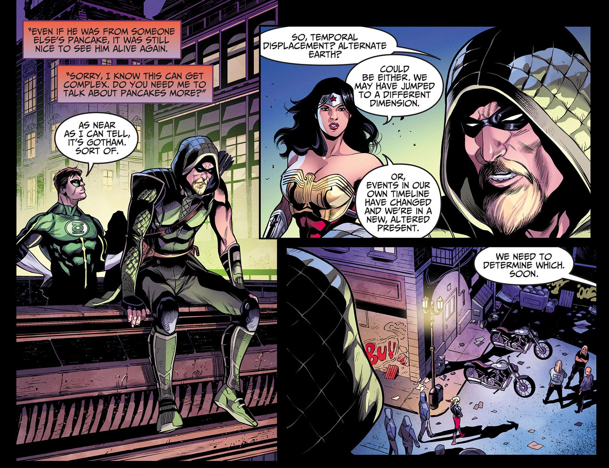 Read online Injustice: Ground Zero comic -  Issue #3 - 12