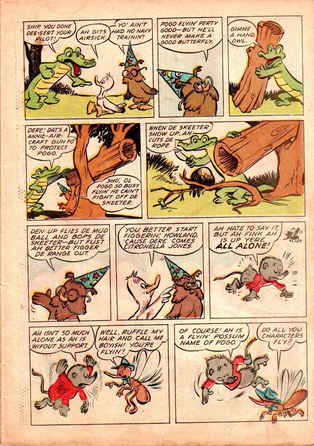 Read online Animal Comics comic -  Issue #19 - 17