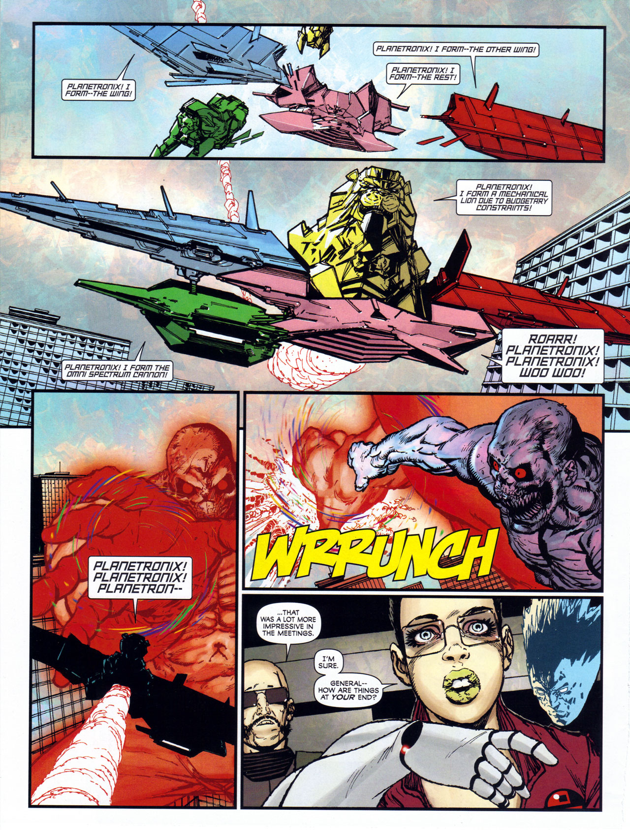 Read online 2000 AD comic -  Issue #1746 - 132