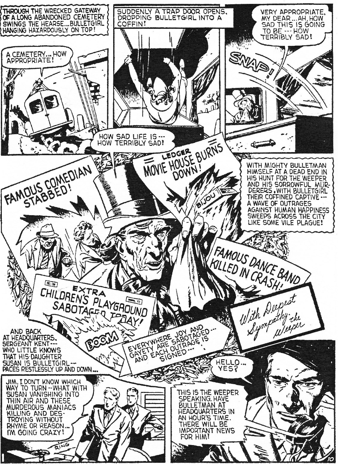 Read online Men of Mystery Comics comic -  Issue #74 - 12