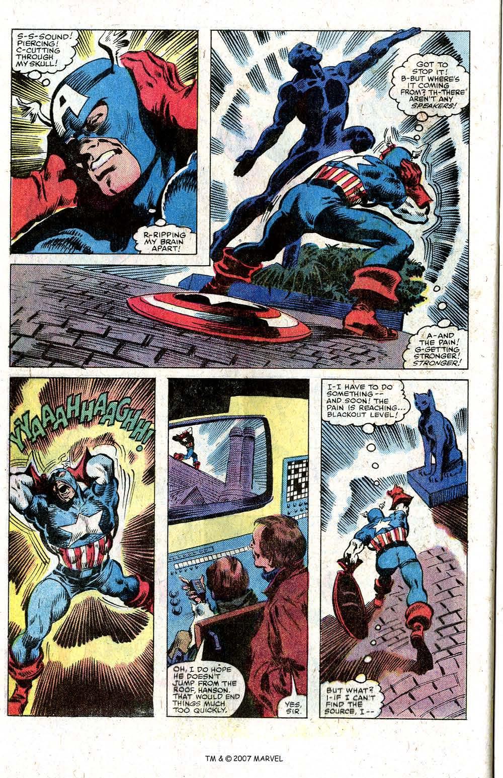 Read online Captain America (1968) comic -  Issue # _Annual 5 - 44