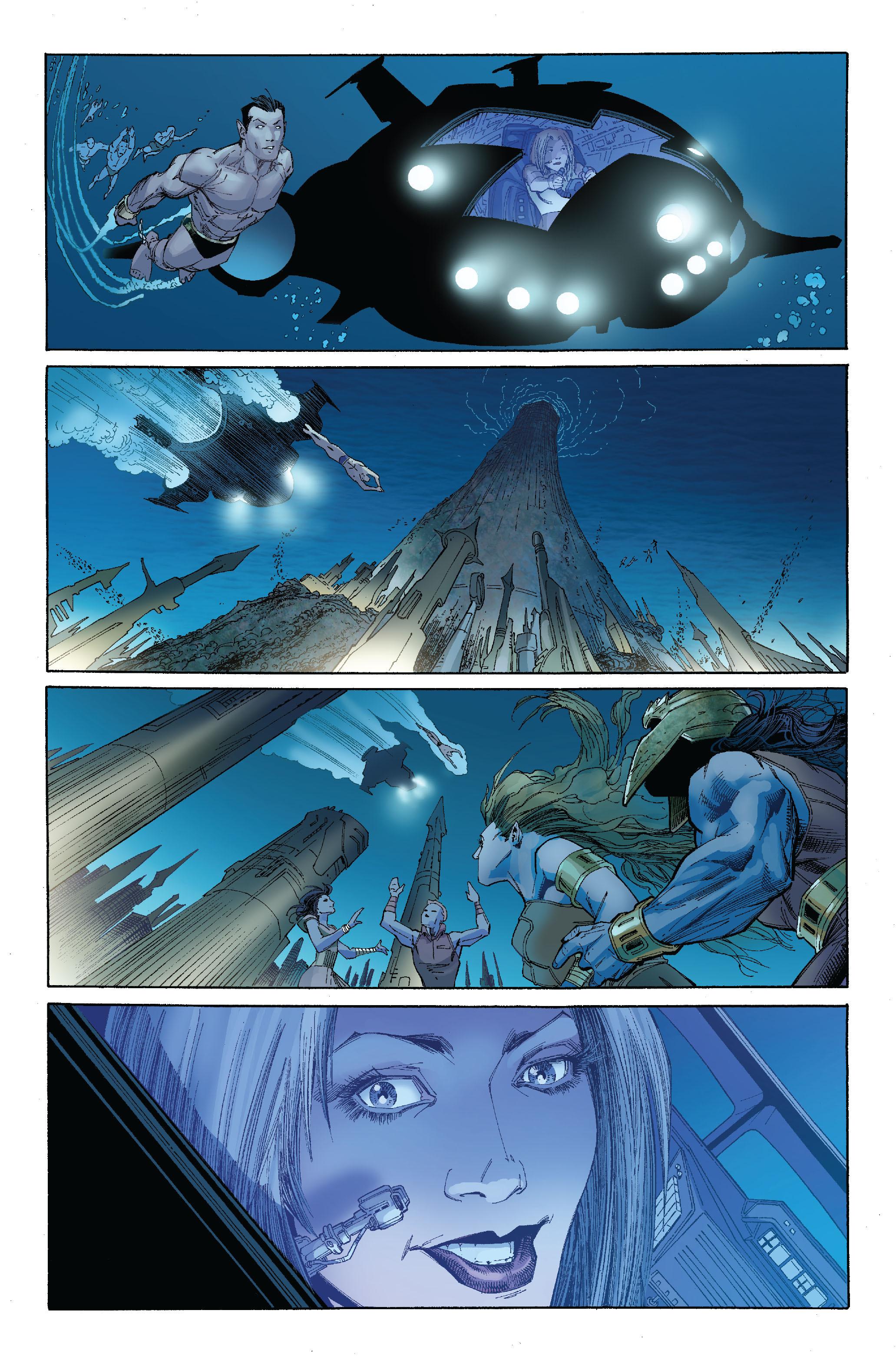 Read online Uncanny X-Men (1963) comic -  Issue #522 - 24