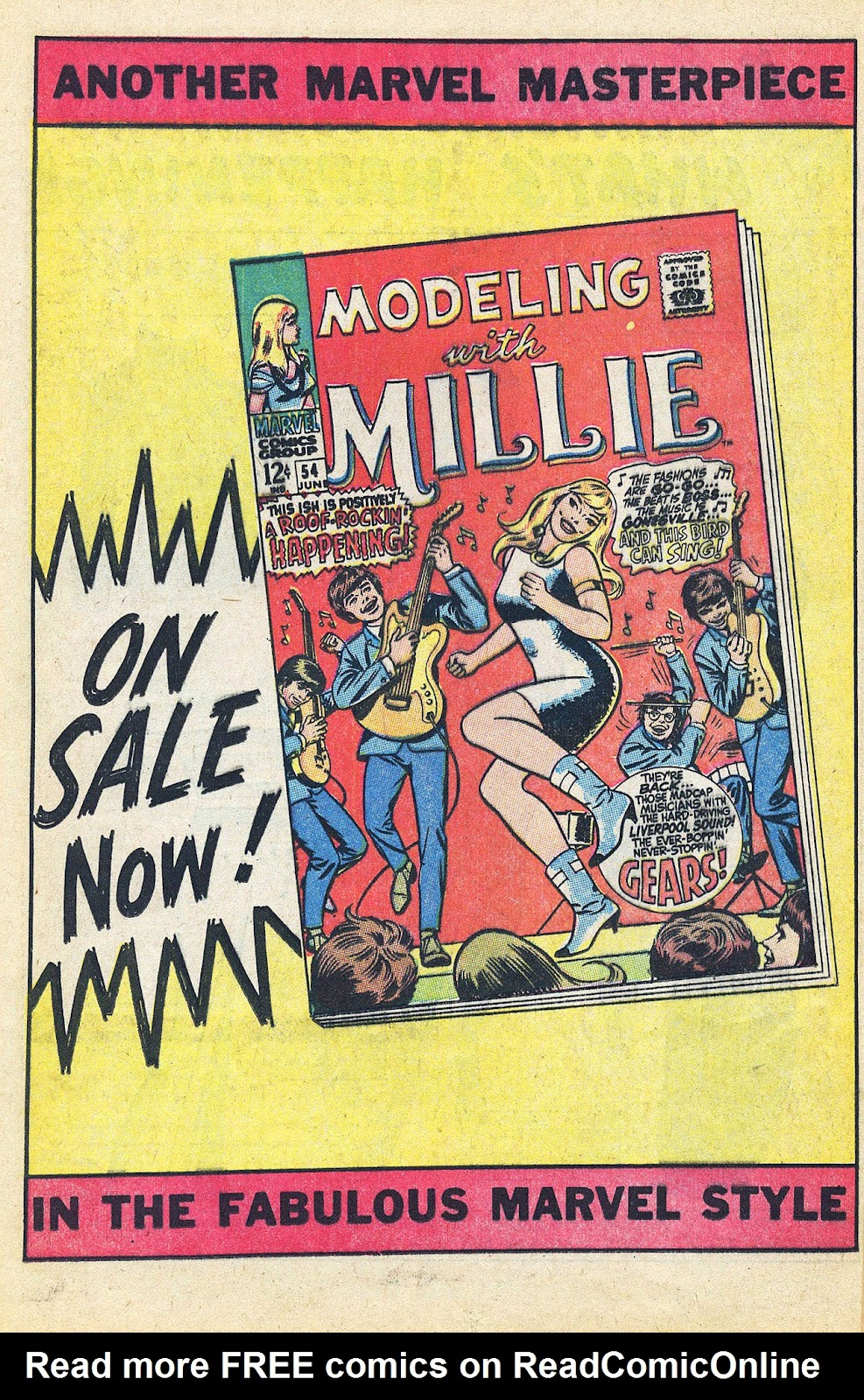 Millie the Model issue 151 - Page 12