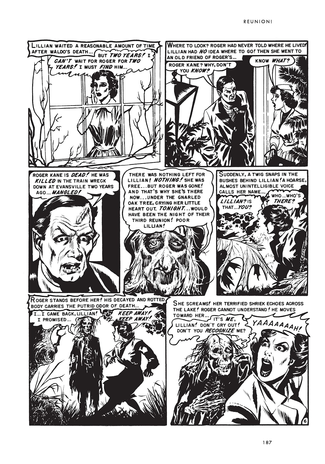 Read online Doctor of Horror and Other Stories comic -  Issue # TPB (Part 2) - 103