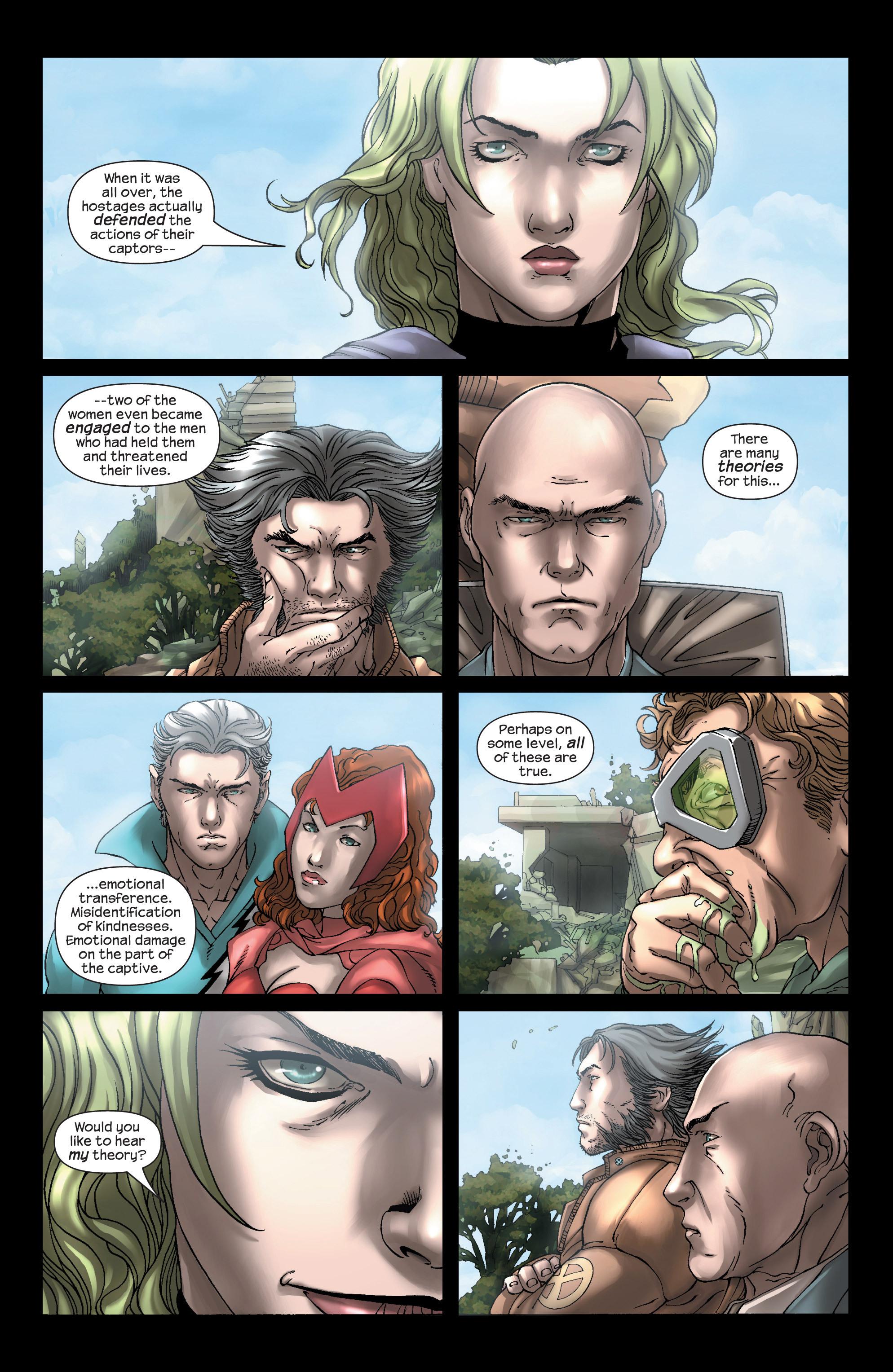 Read online Uncanny X-Men (1963) comic -  Issue #443 - 6