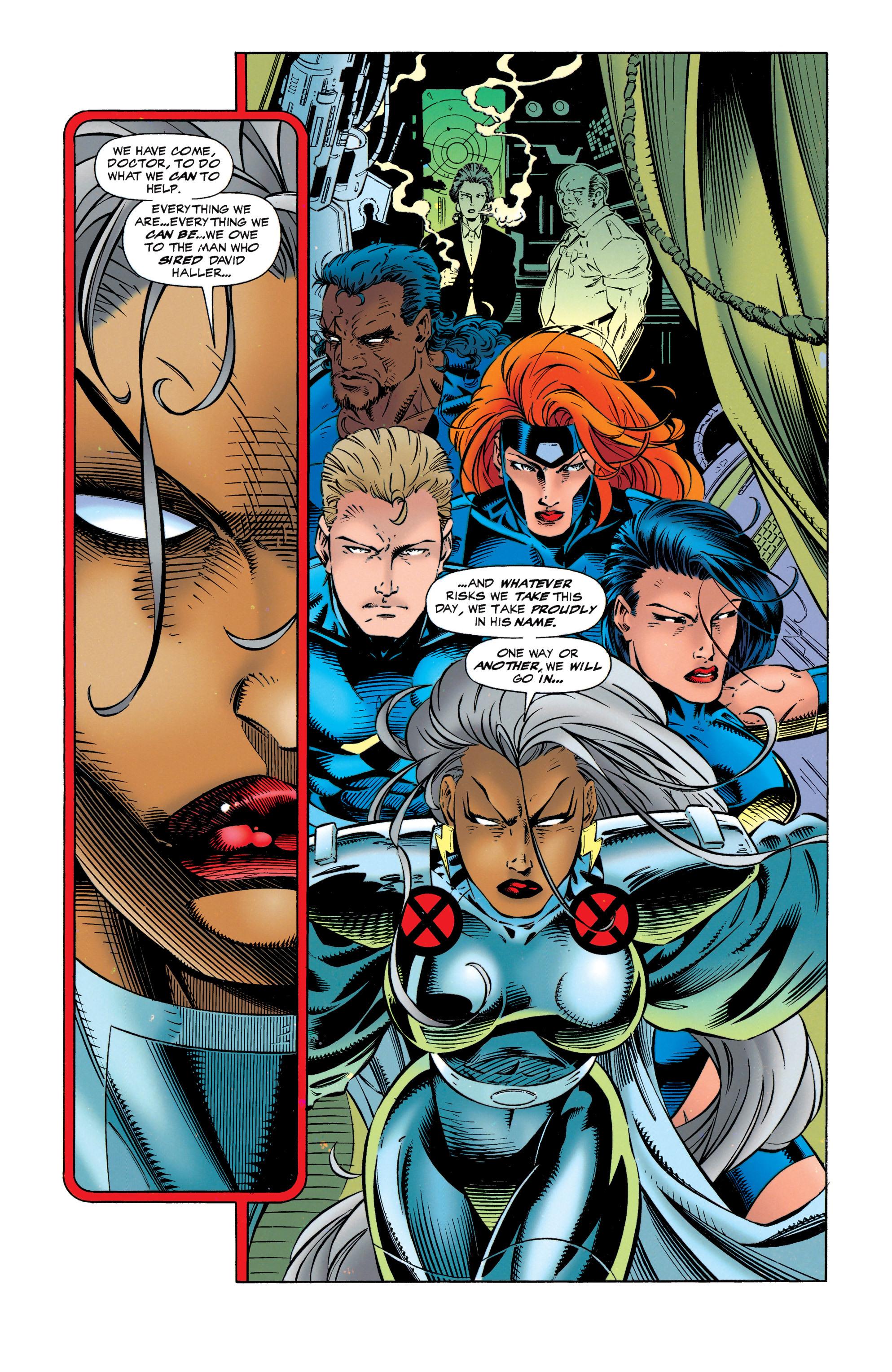 Read online Uncanny X-Men (1963) comic -  Issue #320 - 10