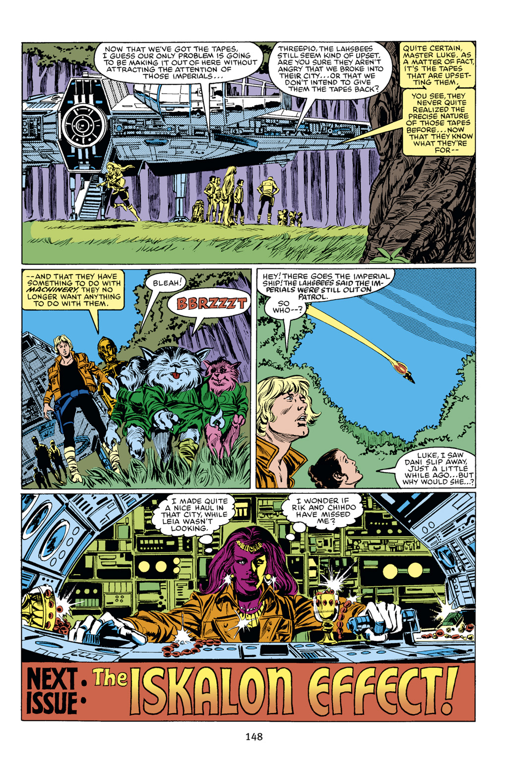 Read online Star Wars Omnibus comic -  Issue # Vol. 18 - 138