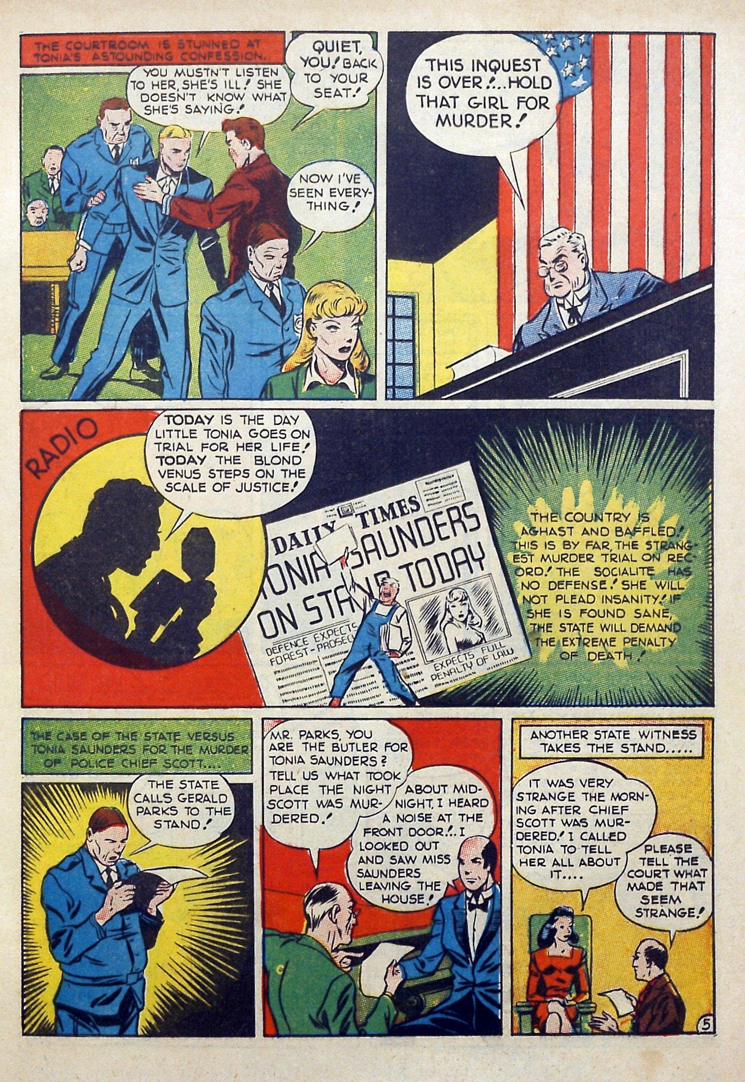 Daredevil (1941) issue 3 - Page 7