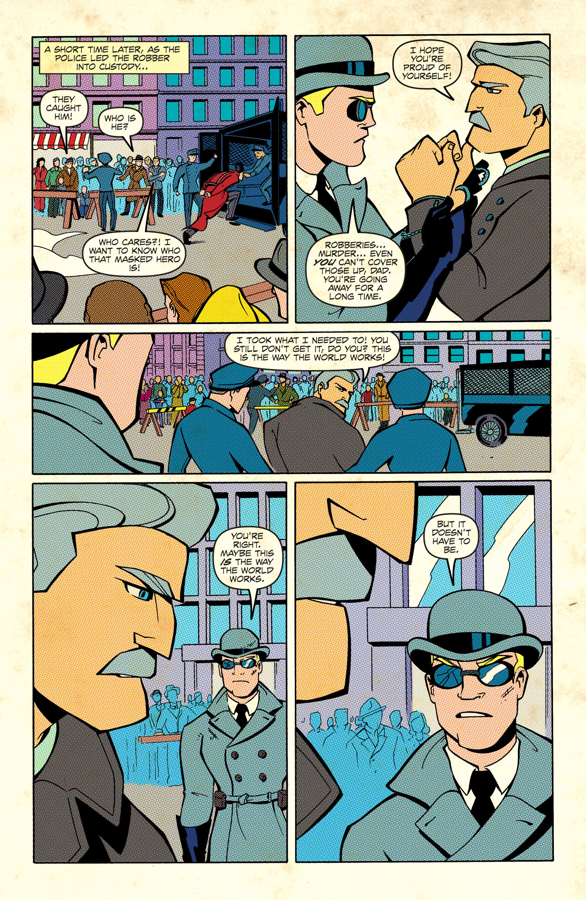 Read online C.O.W.L. comic -  Issue #6 - 25