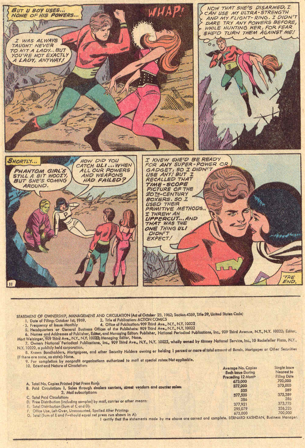 Read online Action Comics (1938) comic -  Issue #386 - 28