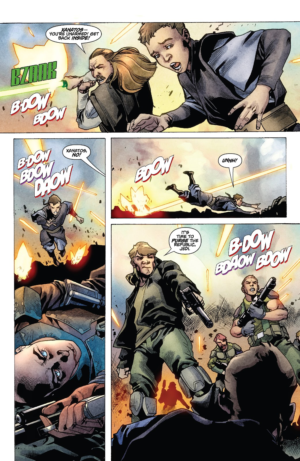 Read online Star Wars Legends: Rise of the Sith - Epic Collection comic -  Issue # TPB 1 (Part 2) - 2