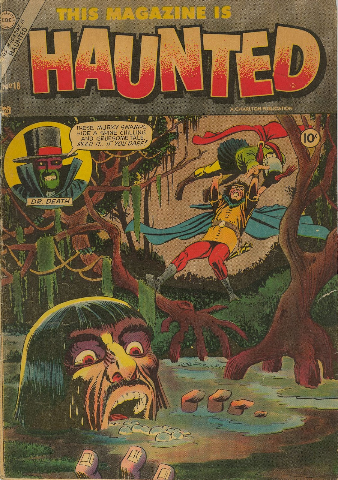 Read online This Magazine Is Haunted comic -  Issue #18 - 1