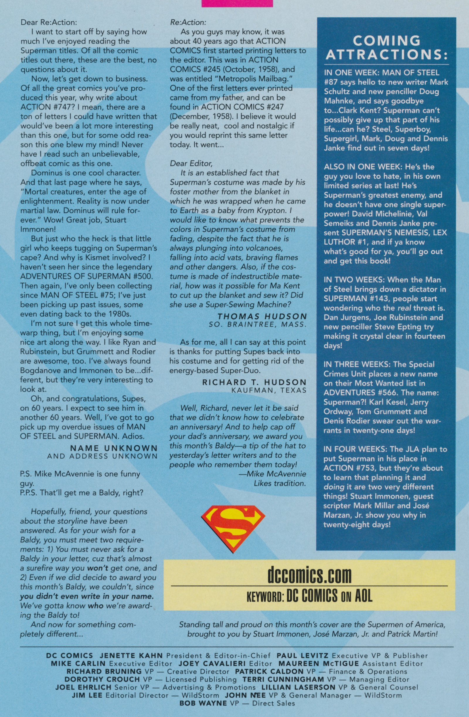 Read online Action Comics (1938) comic -  Issue #752 - 33