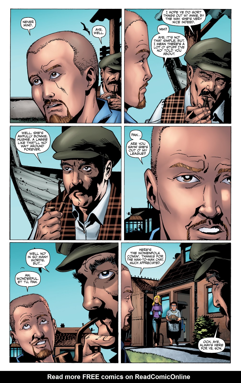 Read online The Boys Omnibus comic -  Issue # TPB 4 (Part 4) - 12
