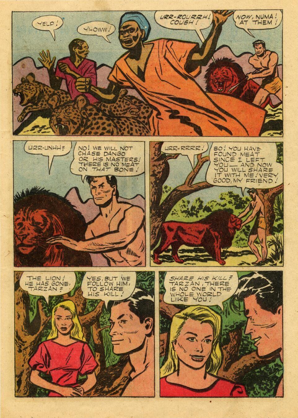 Tarzan (1948) issue 72 - Page 17