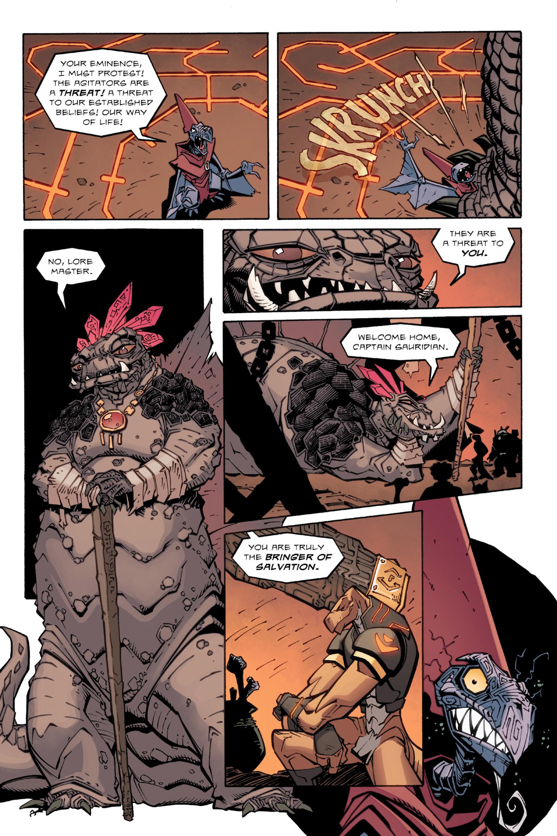 Read online Rexodus comic -  Issue # Full - 108