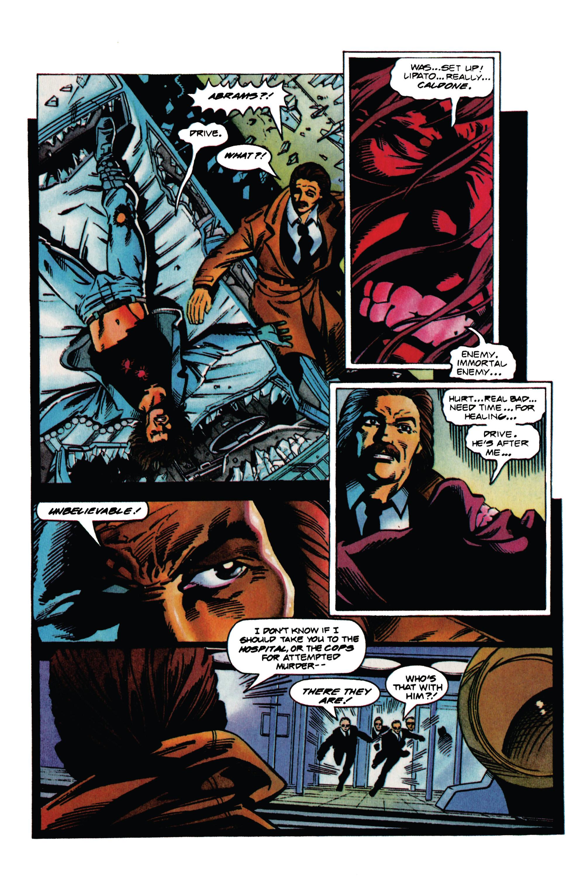 Read online Eternal Warrior (1992) comic -  Issue #30 - 11