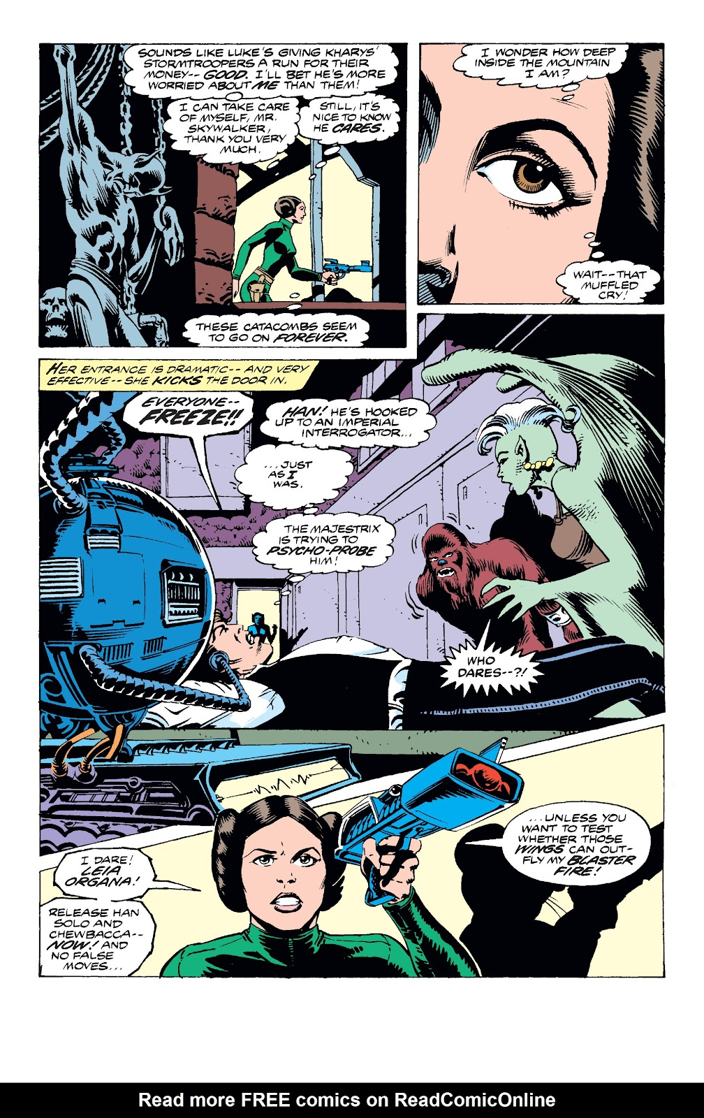 Read online Star Wars Legends: The Original Marvel Years - Epic Collection comic -  Issue # TPB 2 (Part 3) - 28
