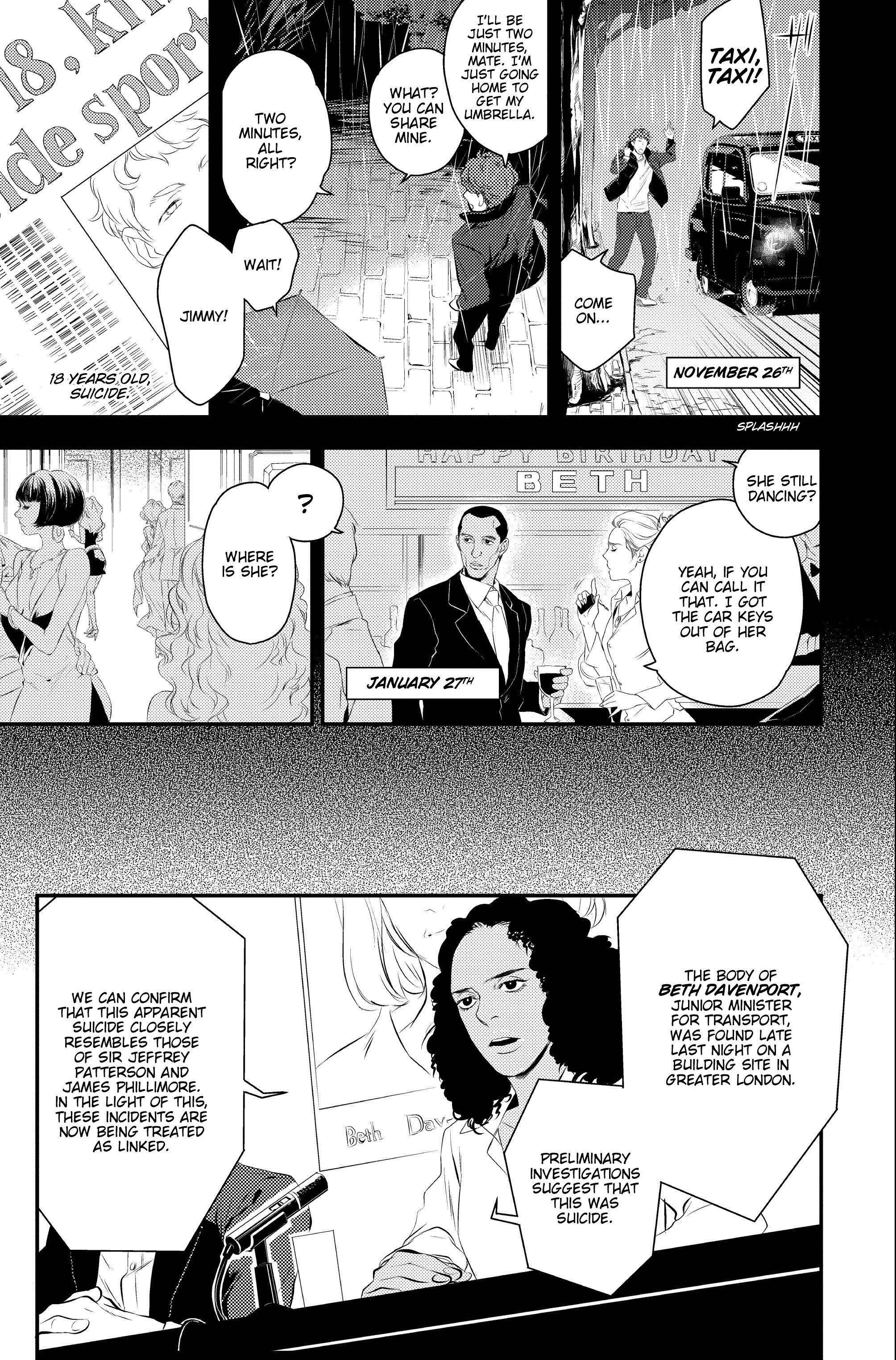 Read online Sherlock: A Study In Pink comic -  Issue #1 - 11
