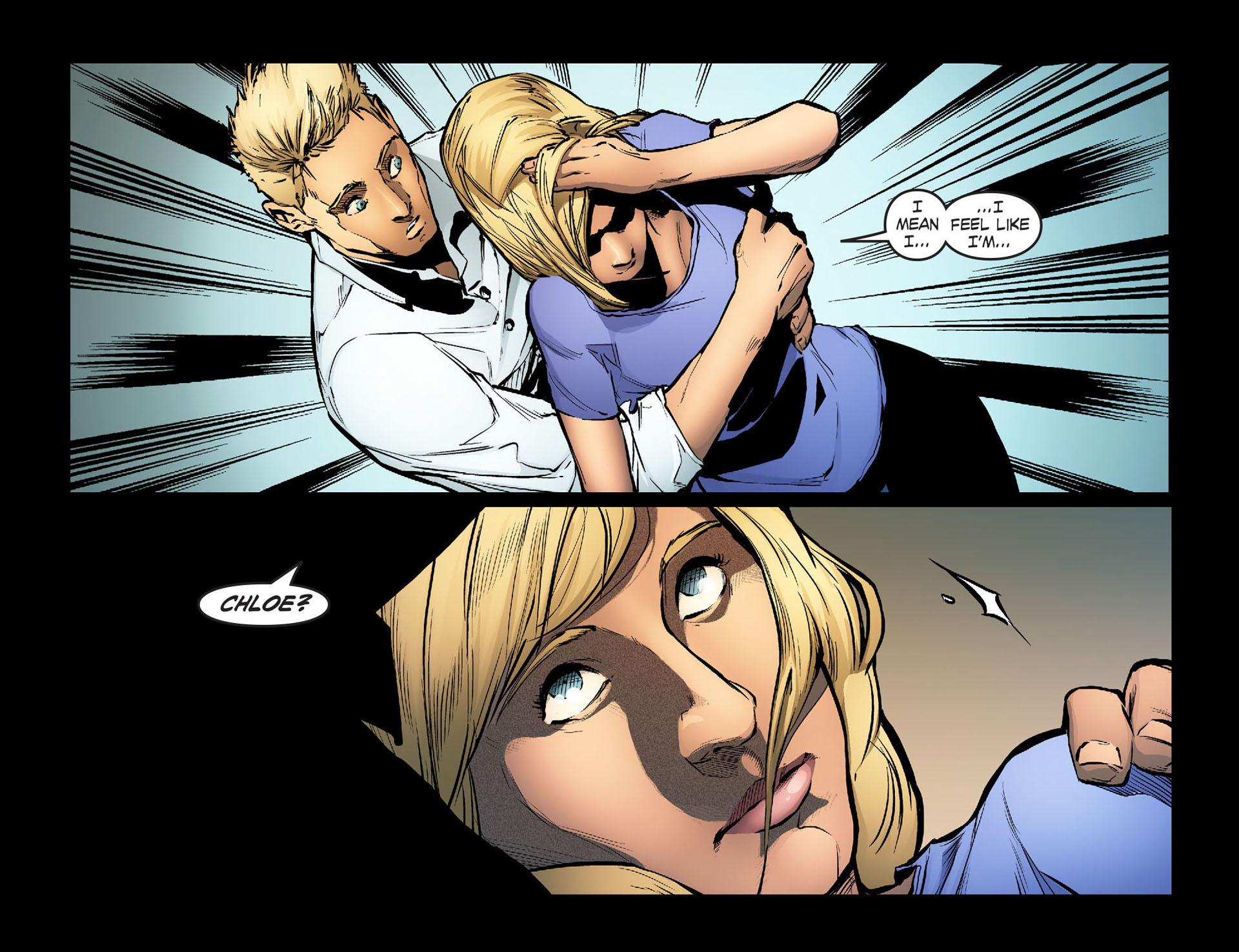 Read online Smallville: Season 11 comic -  Issue #33 - 10